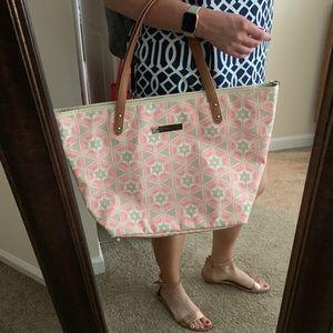 Petunia Pickle Bottom NWOT Diaper Bag tote Pink